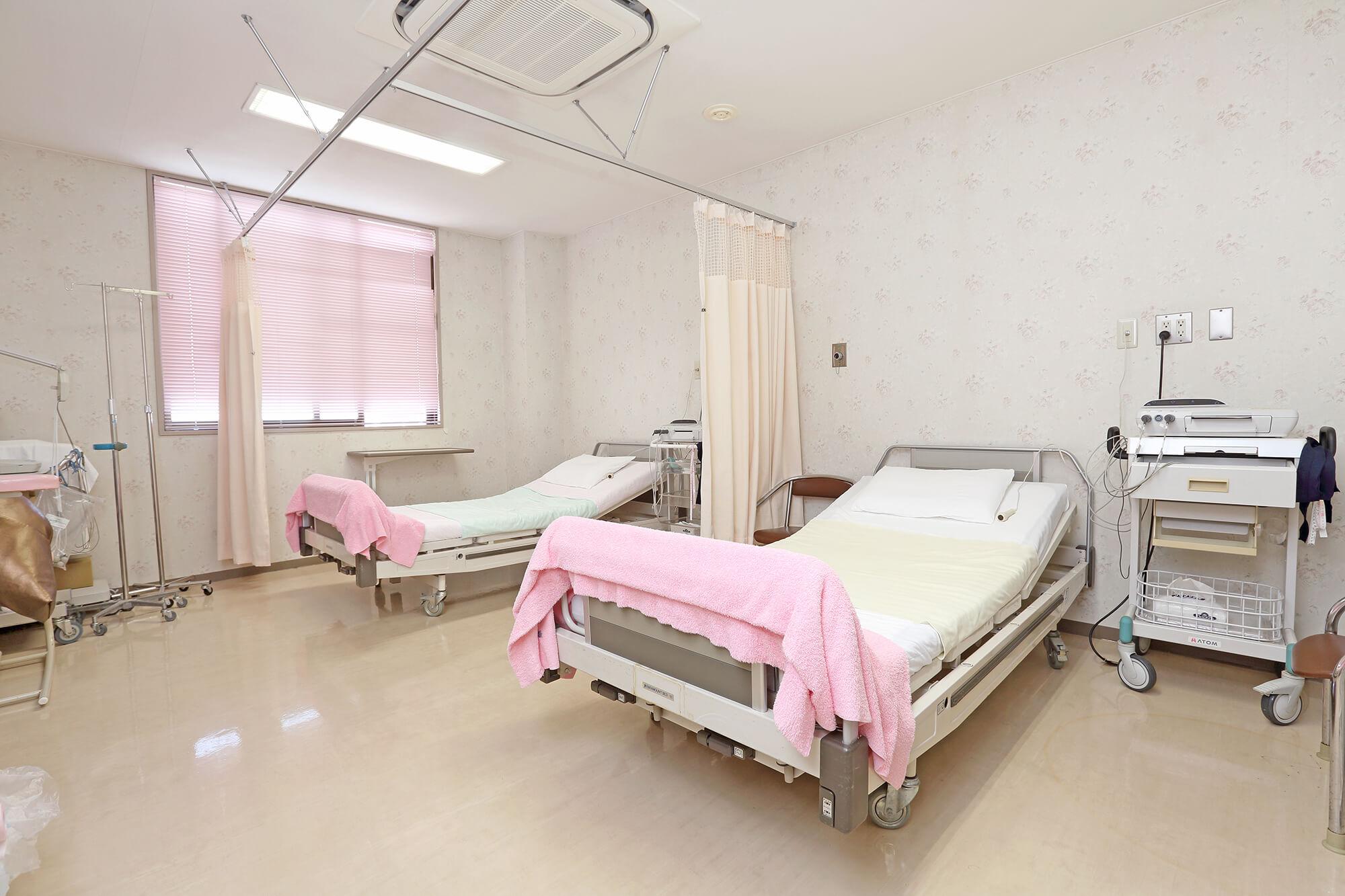入退院の時期